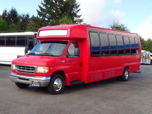 Northwest Bus Sales, Inc Used Krystal Koach KK28 24 ...
