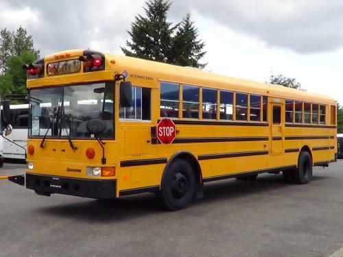 Northwest Bus Sales Inc Used International Amtran 12 Row