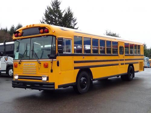 Northwest Bus Sales, Inc Used 1993 Blue Bird TC 2000 12 Row
