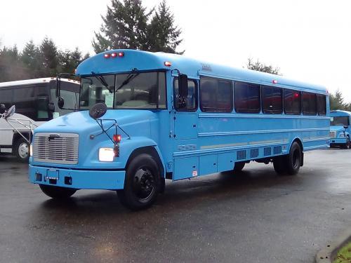 Northwest Bus Sales, Inc Used 2006 Thomas Freightliner FS65 44 ... on
