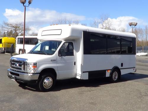 northwest bus sales  inc ford champion 14 passenger non
