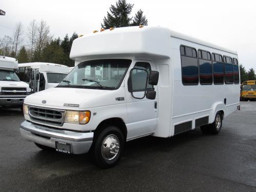 Northwest Bus Sales, Inc 2000 Ford Goshen Impulse 16 2 ADA ...