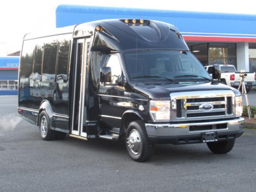605efa11be 2012 Ford Starcraft Limo Party Bus – S41541. Passengers  14