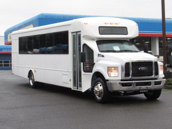 69a93e5393 2019 Starcraft Allstar XL Shuttle Bus – S02850. Passengers  ...