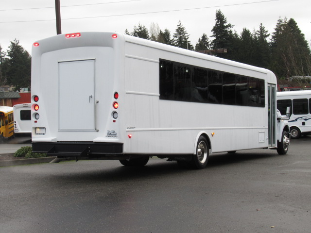 Northwest Bus Sales Inc 2019 Starcraft Allstar Xl Shuttle