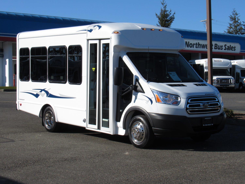 Handicap Vans For Sale Near Me >> Northwest Bus Sales, Inc 2019 Starcraft Allstar XL Shuttle Bus – S02850