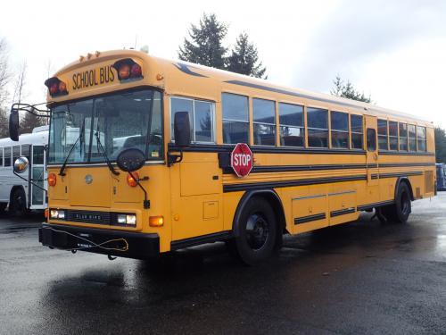 Northwest Bus Sales  Inc 2005 Bluebird All American 78