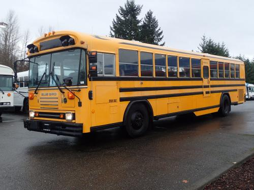1996 Bluebird TC-2000 75 Passenger School Bus - B67688