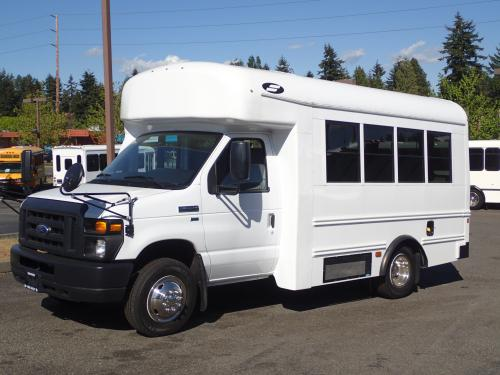 Northwest Bus Sales Inc Ford Starcraft Prodigy 14