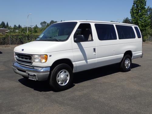 Northwest Bus Sales, Inc 2000 Ford E-350 Van 14 Passenger ...
