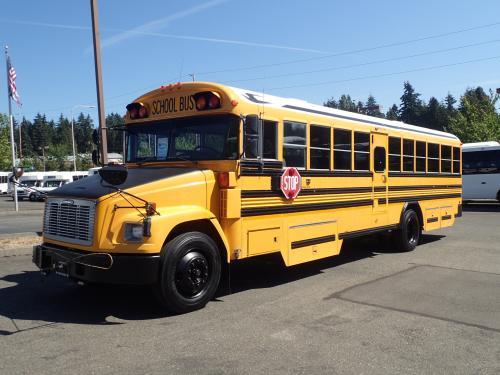 Northwest Bus Sales  Inc 2000 Bluebird Freightliner  U2013 B22884