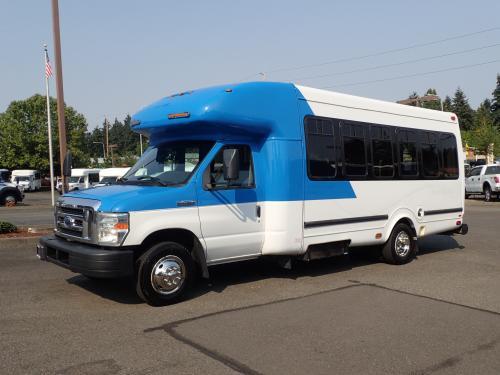 Northwest Bus Sales, Inc 2010 Ford Supreme Startrans 14 ...