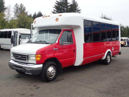 Northwest Bus Sales, Inc 2006 Ford Eldorado 15 Passenger ...