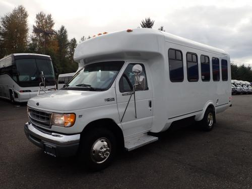 Northwest Bus Sales  Inc 1999 Ford Eldorado 13 Passenger And 1 Wheelchair Ada Shuttle