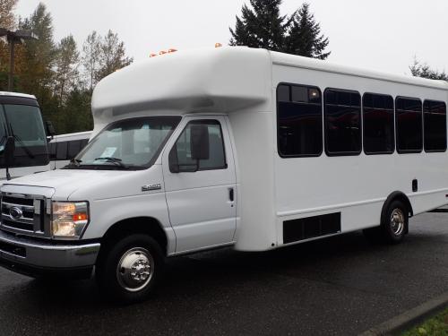 Northwest Bus Sales, Inc 2008 Ford Starcraft 25 Passenger ...