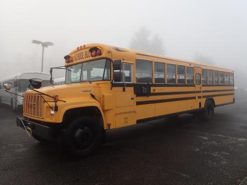 Northwest Bus Sales Inc 2001 Gmc Bluebird 72 Passenger