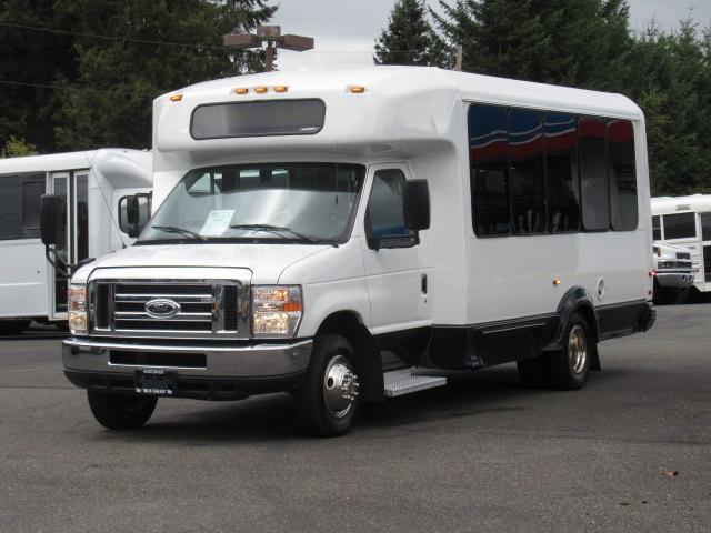 Northwest Bus Sales Inc 2015 Ford Eldorado 14 Passenger