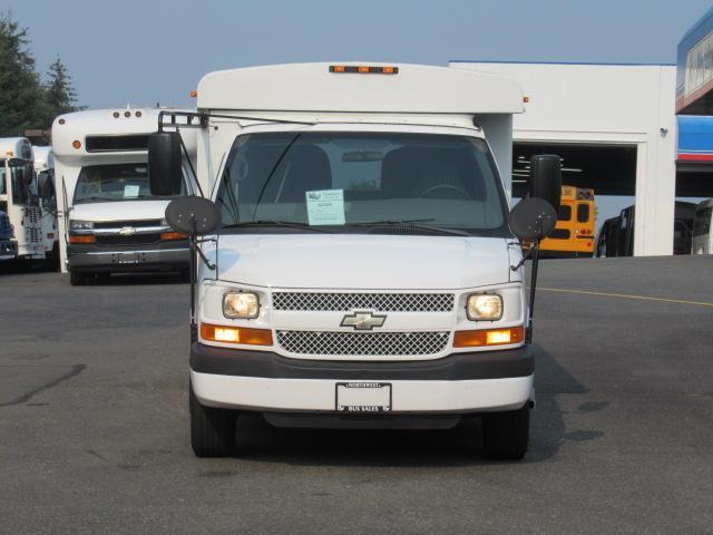 northwest bus sales  inc 2007 chevrolet collins mfsab 14