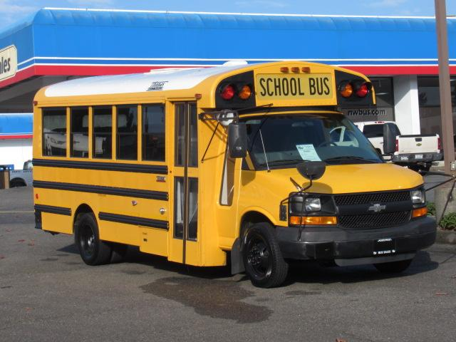 Northwest Bus Sales, Inc 2015 Ford Eldorado 14 Passenger ...  |Passenger Shuttle Buses