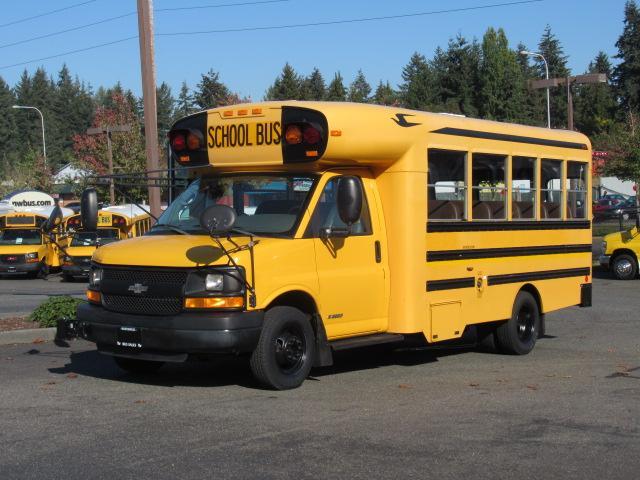 Northwest Bus Sales  Inc 2005 Chevrolet Blue Bird 30