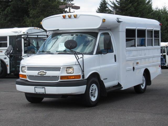 Northwest Bus Sales Inc 2006 Chevrolet Bluebird Micro