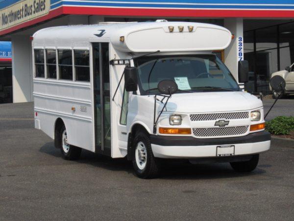 Complete Bus Inventory - Passenger, Coach, & More   Northwest Bus Sales