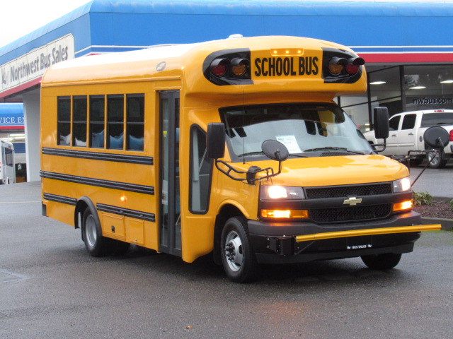 New & Used Buses for Sale from Northwest Bus Sales