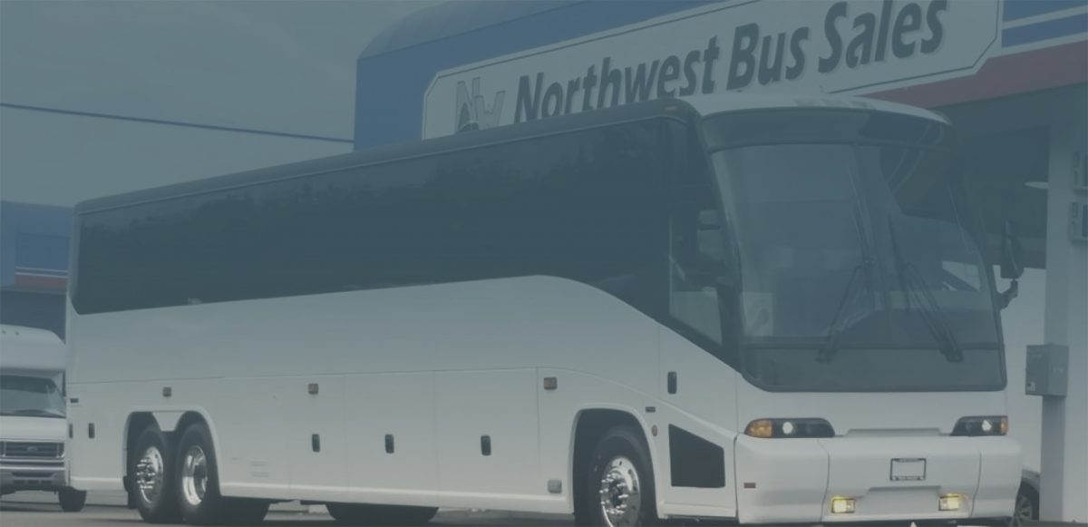 Used & New Coach Buses for Sale - Big Passenger Buses | Northwest