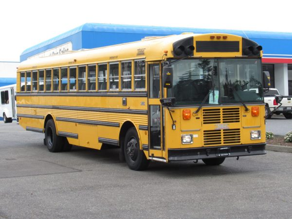 Complete Bus Inventory - Passenger, Coach, & More