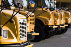 When Do Schools Stop Using Buses?