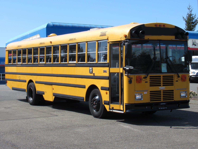 2005 Thomas Saf-T-Liner 84 Passenger School Bus - B52843