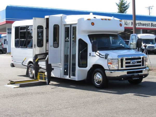 Complete Bus Inventory - Passenger, Coach, & More | Northwest Bus Sales
