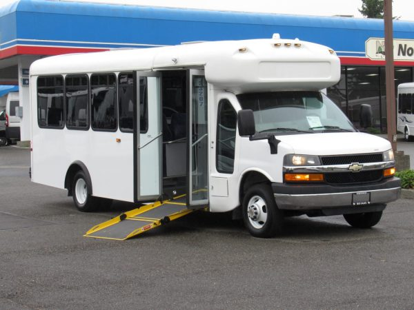 New & Used Shuttle Buses for Sale - Church & Wheelchair