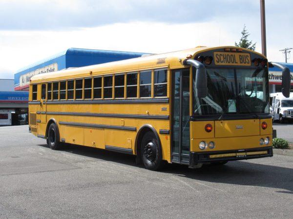 Complete Bus Inventory - Passenger, Coach, & More | Northwest Bus Sales