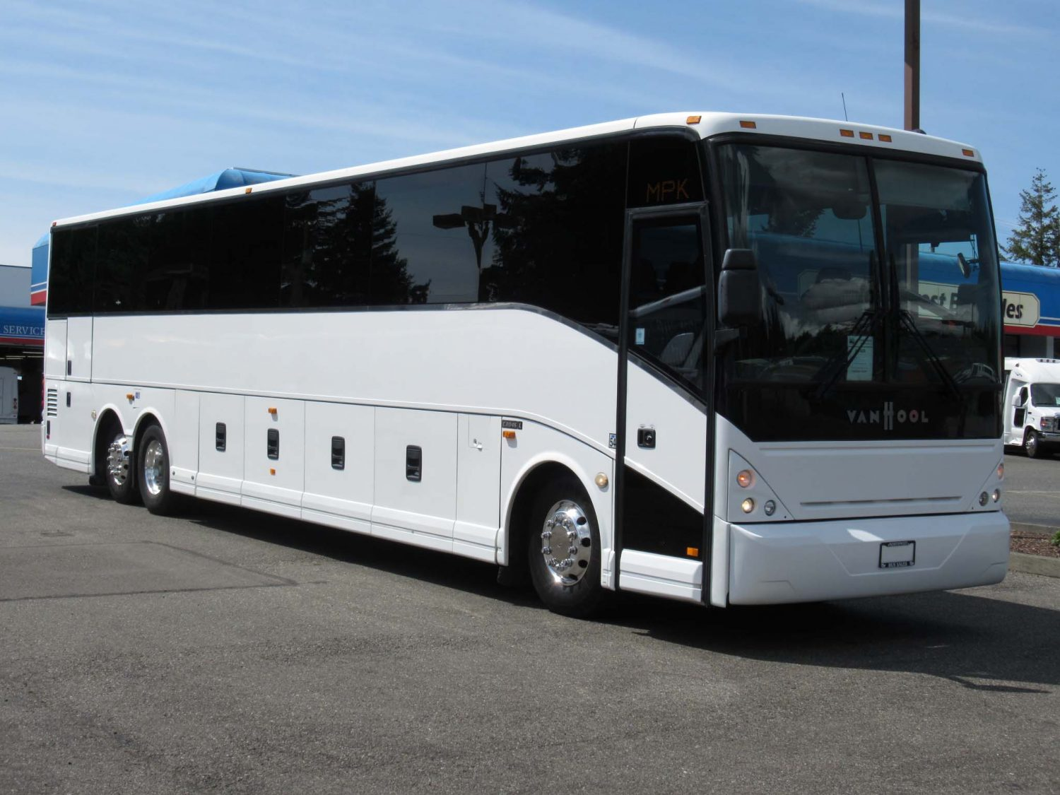 Used & New Coach Buses for Sale - Big Passenger Buses | Las