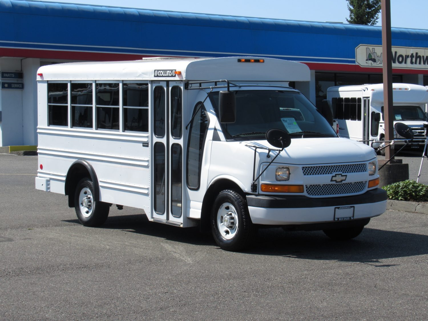 Used School Buses & Child Care Buses for Sale   Las Vegas